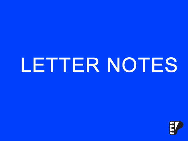 letter-notes
