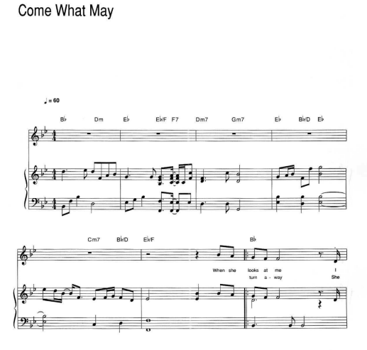 Air Supply - Come What May