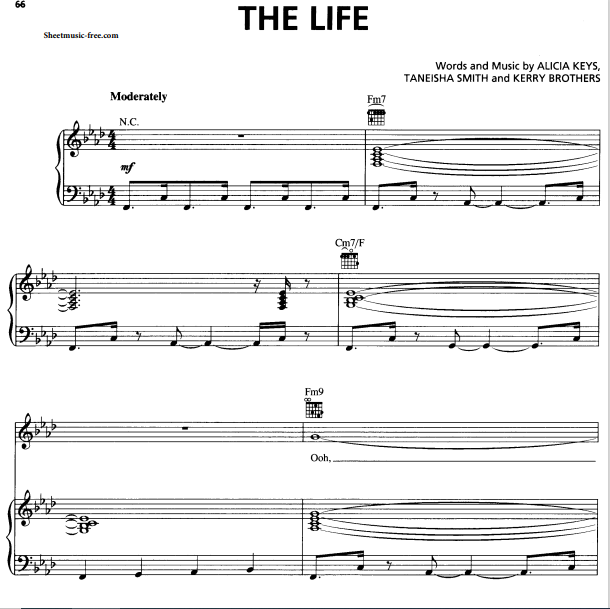 Alicia Keys - The Life