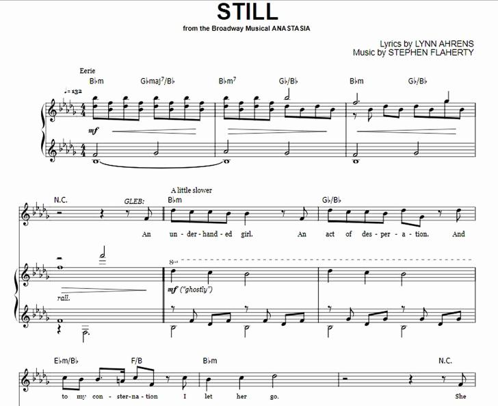 Anastasia - Still