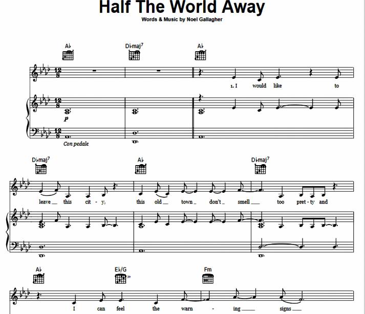 Aurora - Half The World Away