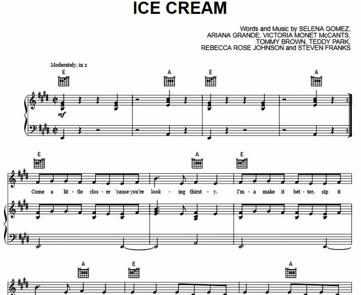 BLACKPINK - Ice Cream