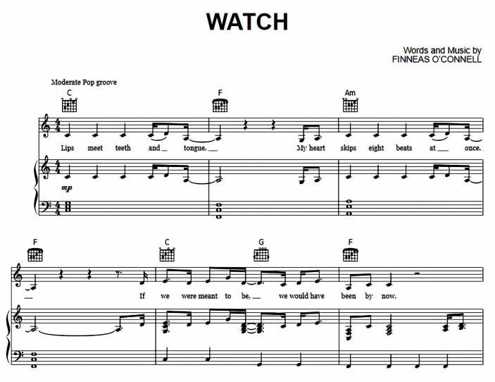 Billie Eilish - Watch