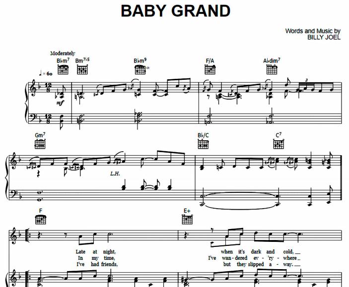Billy Joel - Baby Grand