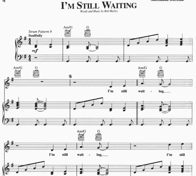 Bob Marley - I'm Still Waiting