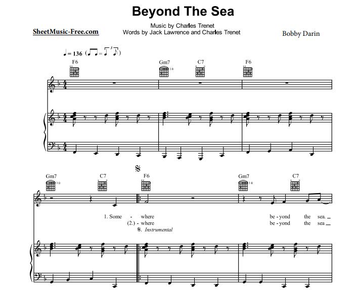 Bobby Darin - Beyond The Sea