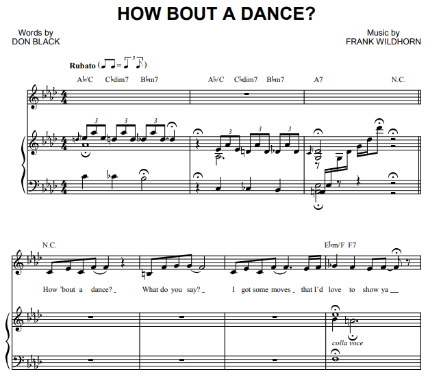 Bonnie & Clyde - How Bout a Dance