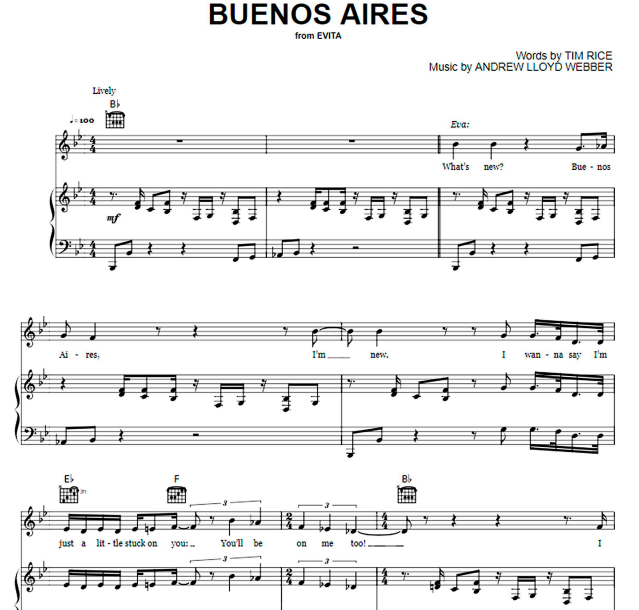Madonna - Buenos Aires