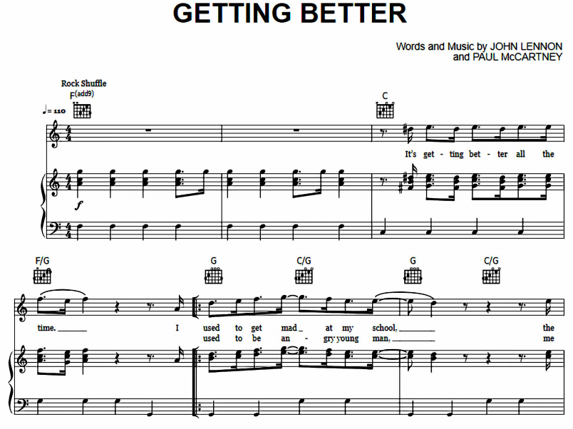 The Beatles - Getting Better