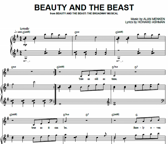Celine Dion - Beauty And The Beast