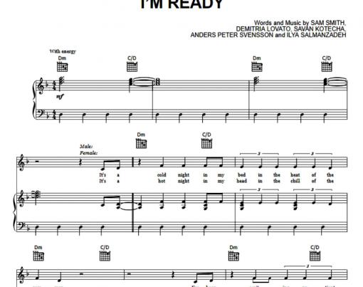 Sam Smith & Demi Lovato - I'm Ready