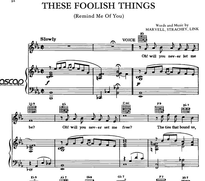 Ella Fitzgerald - These Foolish Things