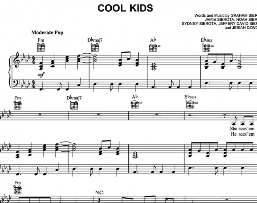 Echosmith-Cool Kids