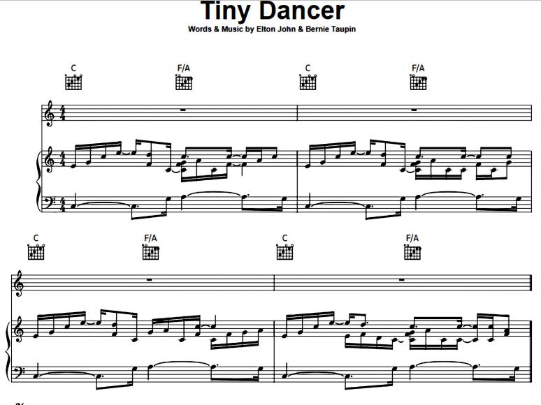 Elton John-Tiny Dancer