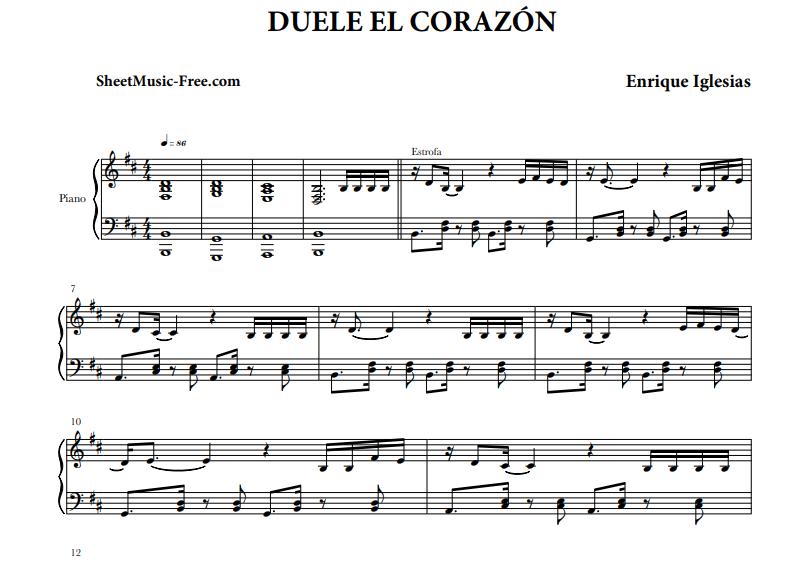 Enrique Iglesias ft Wisin-Duele El Corazon