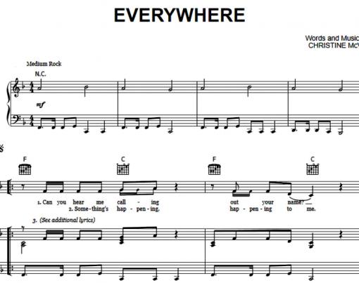 Fleetwood Mac-Everywhere