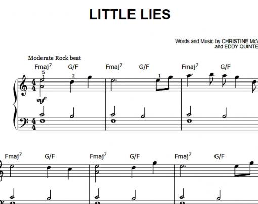 Fleetwood Mac-Little Lies