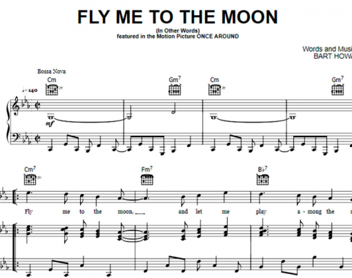 Frank Sinatra-Fly Me To The Moon