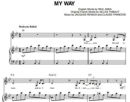 Frank Sinatra-My Way