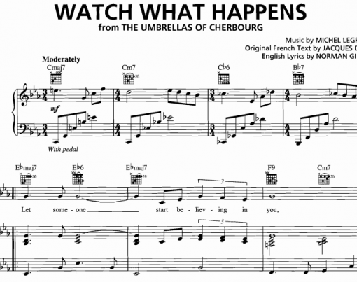 Frank Sinatra-Watch What Happens