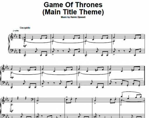 Game Of Thrones-Game Of Thrones