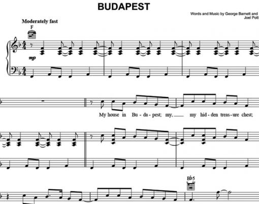 George Ezra-Budapest
