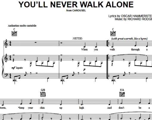Gerry & The Pacemakers-You'll Never Walk Alone