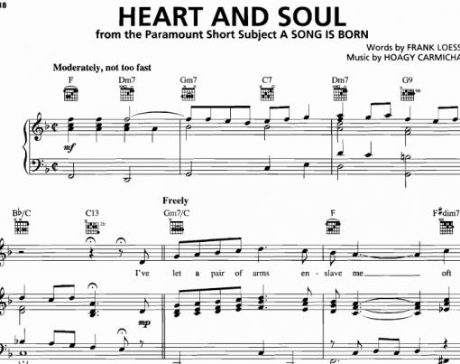Hoagy Carmichael-Heart And Soul