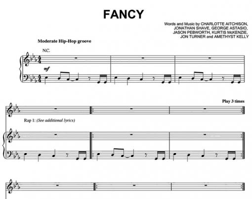 Iggy Azalea-Fancy