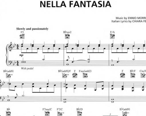 Il Divo-Nella Fantasia