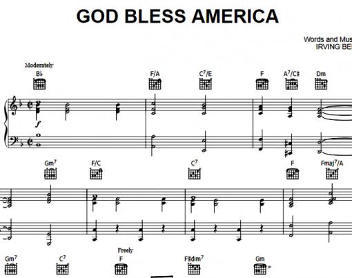 Irving Berlin-God Bless America